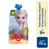 HAMI Disney Frozen Elsa ovocná kapsička Jablko a Hruška 110 g, 9+