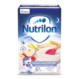 NUTRILON Pronutra Krupicová mliečna kaša sovocím GOOD NIGHT od uk. 6. mesiaca 225 g