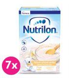 7 x NUTRILON Pronutra Prvá mliečna kaša ryžová s príchuťou vanilky od uk. 4. mesiaca 225 g