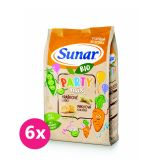 6 x SUNAR BIO křupky Party mix 45 g