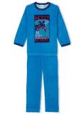 Pyžamo klasické s nápletem Petit Bateau