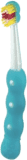 MAM Szczoteczka do zębów do nauki Training Brush, 6+ miesięcy – turkusowa
