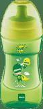 MAM Hrnek SPORTS CUP 330ml, 12+ měsíců, žluto-zelená – náhodný motiv