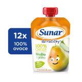 12x SUNAR Do ručičky Hruška 100 g