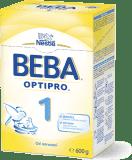 NESTLÉ BEBA 1 OPTIPRO (600 g) - kojenecké mléko
