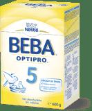 NESTLÉ BEBA 5 OPTIPRO (600 g) - kojenecké mléko