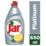 JAR Platinum Lemon & Lime 650ml - płyn do mycia