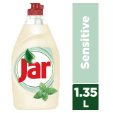 JAR Sensitive Tea Tree & Mint 1350ml - płyn do mycia