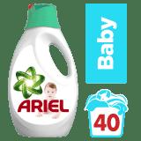 ARIEL Baby 2,2 l (40 dávek) – tekutý prací prostředek