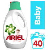 ARIEL Baby 2,2 l (40 dávok) - tekutý prací prostriedok