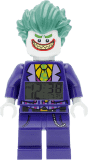 LEGO® Batman Movie Joker - hodiny s budíkem