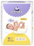 BELLA PANDA - dětské přebalovací podložky 10 ks
