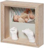 BABY ART Rámeček na odlitky a fotografii My Baby Sculpture Stormy