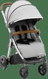 BABYSTYLE OYSTER Zero kočík, pure silver 2018