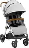 BABYSTYLE OYSTER Zero kočárek, pure silver 2018