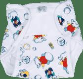 CANPOL Babies Plenkové kalhotky PREMIUM M - Medvídci a balónky