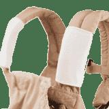 ERGOBABY Chrániče ramenních popruhů Cream
