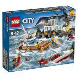 LEGO® City 60167 Kwatera straży przybrzeżnej