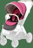 BABYSTYLE OYSTER 2/MAX Colour pack k sedacej časti kočíka, wow pink