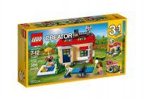 LEGO® Creator 31067 Wakacje na basenie