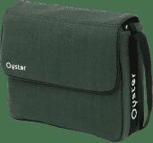 BABYSTYLE OYSTER Prebaľovacia taška s podložkou - Olive Green 2018