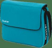 BABYSTYLE OYSTER Přebalovací taška s podložkou - Deep Topaz 2018