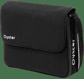 BABYSTYLE OYSTER Přebalovací taška s podložkou - Ink black 2018