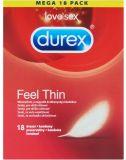 DUREX Feel Thin 18 szt. – prezerwatywy