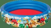 BESTWAY Nafukovací bazén Angry Birds - priemer 152cm, hĺbka 30cm