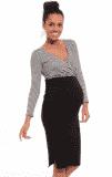 Těhotenské šaty společenské Envie de Fraises