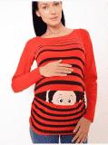 Tehotenské tričko Gör & Sin