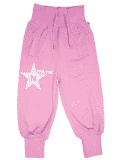 Spodnie dresowe ze ściągaczami Nova Star