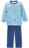 Pyžamo klasické s nápletom Petit Bateau