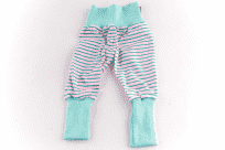 Spodnie dresowe ze ściągaczami Sternchenwolke