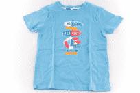 Tričko krátky rukáv Week-end à la mer-68