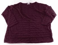 Sweter wkładany przez głowę