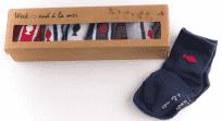 Set ponožky Week-end à la mer