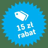Kupon rabatowy 15 PLN (Feedo klub)