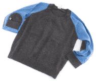 Sweter wkładany przez głowę Katvig