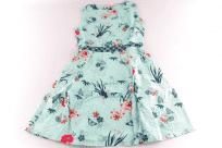 Šaty nabírané Yumi