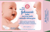 JOHNSON'S BABY Prsné vložky (50 ks)