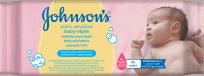 JOHNSON'S BABY Extra Sensitive 56 ks - vlhčené ubrousky