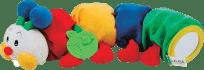 K´S KIDS Stonoga – maskotka z gryzakiem 43 cm