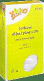KIKKO Vysokogramážní bavlněné pleny Lux 70x70 (10 ks) – bílé