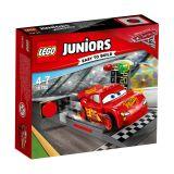 LEGO® Juniors 10730 Vystřelovač Bleska McQueena
