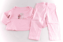 Pyžamo klasické rovné nohavice DISNEY