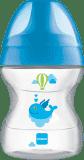 MAM Learn to Drink Cup - kubeczek z twardym ustnikiem 6m+, niebieski, 190ml - losowy motyw