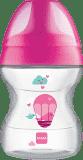 MAM Learn to Drink Cup - kubeczek z twardym ustnikiem 6m+, różowy, 190ml - losowy motyw