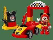 LEGO® DUPLO® 10843 Mickeyho pretekárske auto