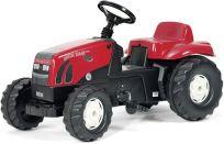 ROLLY TOYS Traktor z pedałami Zetor 11441 – czerwony